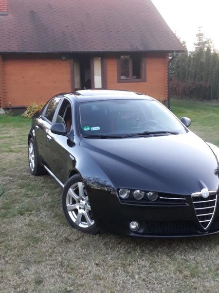 Sprzedam Alfa 159 Jtdm 150 KM 2006 r